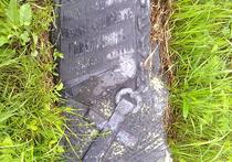 В Подмосковье безуспешно пытаются восстановить могилу героя Крымской войны