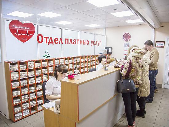 В клиниках Свердловской области поднимут цены наплатные медуслуги