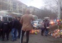 В Кургане отцы провели карательный пикет на месте гибели 7-летнего пешехода
