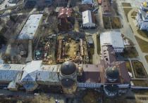 В Екатеринбурге церковь снесла церковь