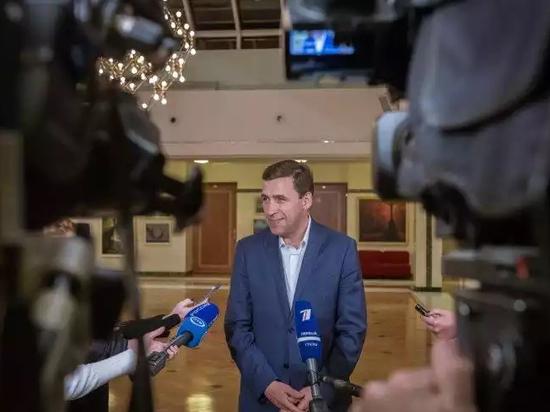 Евгений Куйвашев идет на второй срок после первого тура