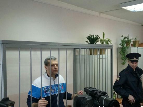 Суд признал экс-начальника Орджоникидзевского РУВД Олега Дудко виновным в покушении на убийство