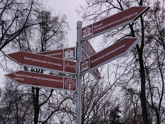 Система навигации для туристов