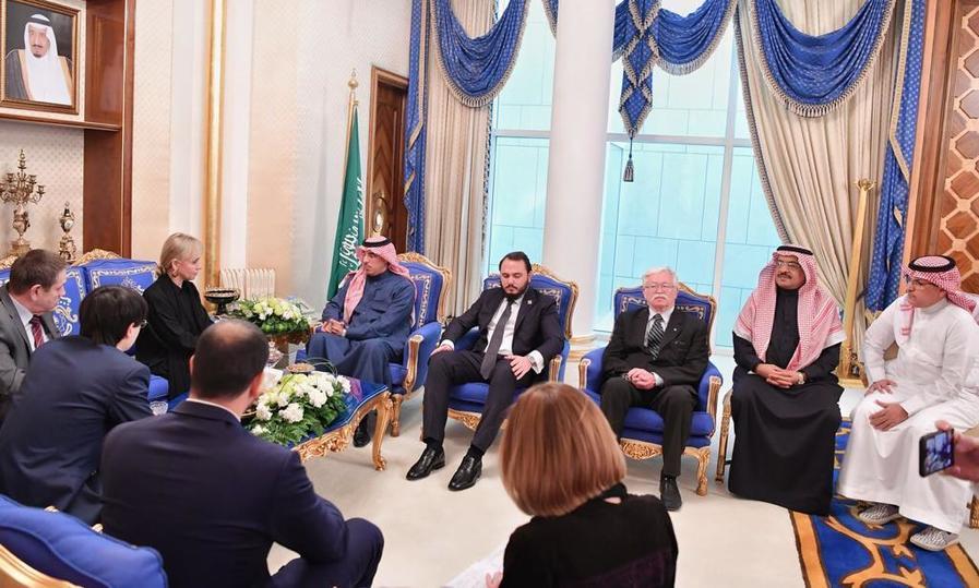 Руководство Саудовской Аравии похвалило российскую заявку наЭКСПО