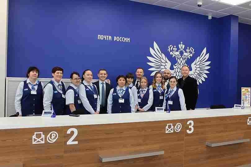 Неменее 40 калужских отделений Почты Российской Федерации стали доступны для людей сограниченными возможностями