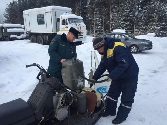 Найденный спасателями после пропажи наперевале Дятлова турист отправился домой