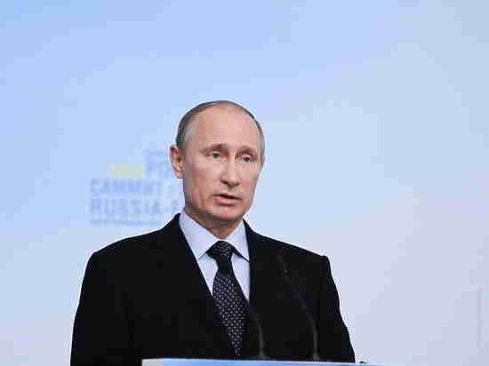 «Путин назвал главным врагом развития России технологическое отставание»