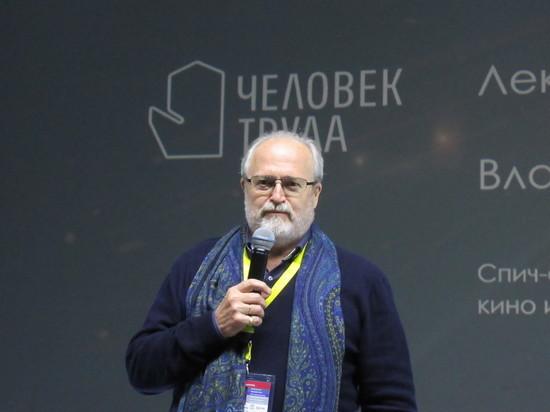 Владимир Хотиненко в Екатеринбурге вновь обвинил «День сурка» в плагиате