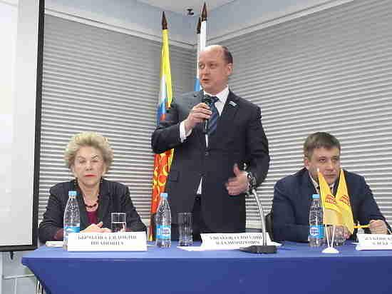 Свердловские «эсеры» проигнорировали заседание региональной палаты депутатов