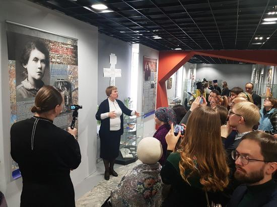 Выставку «Христианская женственность» открыли в Екатеринбурге