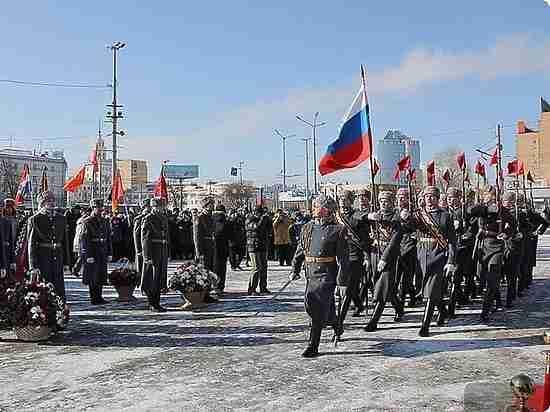 В Екатеринбурге прошли торжественные мероприятия, посвященные юбилею УДТК
