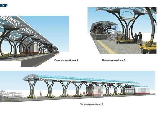 В Екатеринбурге закончен монтаж конструкций низкой пассажирской платформы Первомайская