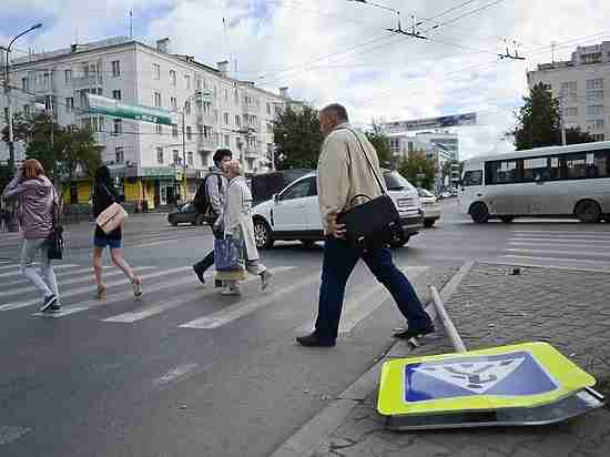 На пяти улицах Екатеринбурга запретят остановки и стоянки