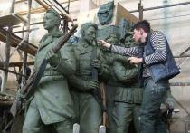 Стало известно, как будет выглядеть памятник столичным ополченцам