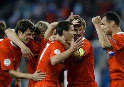 Сборная России по футболу фаворит в группе А