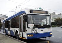 На Волгоградском проспекте ликвидируется движение троллейбусов