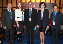 Каспийский университет намерен преодолеть стереотип, что лучшие знания даются только за рубежом и только за очень большие деньги, и подписали недавно соглашения с французскими коллегами