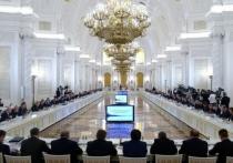 Рамазан Абдулатипов принял участие в заседании Госсовета РФ в Москве